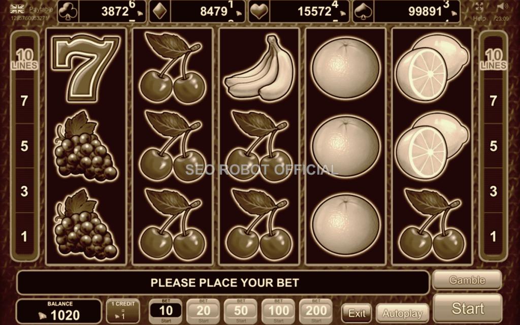 Informasi Panduan Main Judi Slot Online Paling Mudah